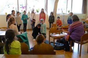 Singspiel der Schüler